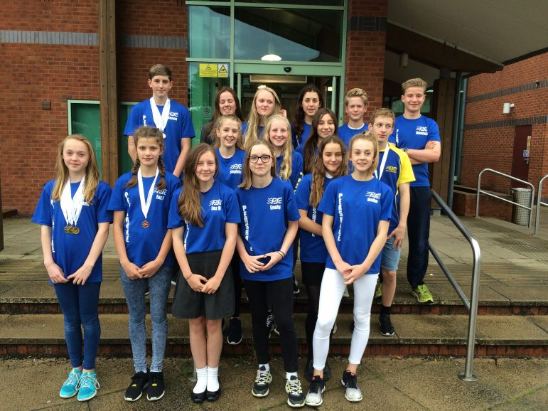 Record Pershore Turnout At West Midlands Regional